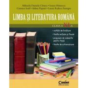 LIMBA ŞI LITERATURA ROMÂNĂ CLASA A XI-A