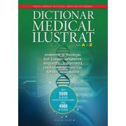 Dicţionar medical ilustrat de la A la Z -  Anatomie și fiziologie, boli (cauze, simptome, diagnostic, tratament), medicamente, nutriție, tehnici terapeutice