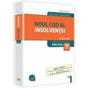 Noul Cod al insolvenței  - Legislație consolidată - 25 iunie 2014