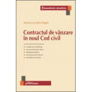 Contractul de vanzare in noul Cod civil