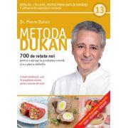 Metoda Dukan Vol. 13 - 700 de reţete noi pentru a ajunge la greutatea corectă şi a o păstra definitiv