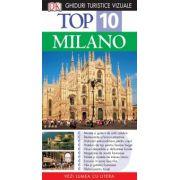 Top 10. Milano -  Ghid turistic vizual