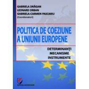 Politica de coeziune a Uniunii Europene. Determinanti, mecanisme, instrumente