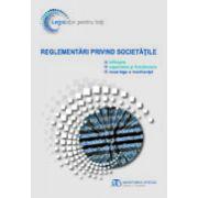 Reglementări privind societățile - INCLUDE NOUA LEGE A INSOLVENTEI -1 IULIE 2014