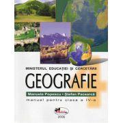 GEOGRAFIE manual pentru clasa a 4-a