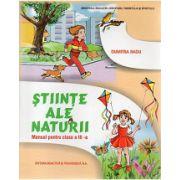Stiinte ale naturii - Manual pentru clasa a 3-a