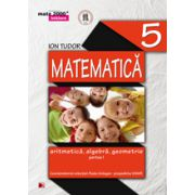 Mate 2014 - 2015 Initiere MATEMATICA - ALGEBRA, GEOMETRIE. CLASA A V-A - PARTEA I