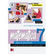 Mate 2014 - 2015 Consolidare - ALGEBRA, GEOMETRIE. CLASA A VII-A. PARTEA I