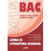 BACALAUREAT 2015 LIMBA SI LITERATURA ROMANA