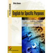 ENGLISH FOR SPECIFIC PURPOSES: LABOR STUDIES (III)
