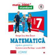 Mate 2014 - 2015 Standard MATEMATICA. ARITMETICA, ALGEBRA, GEOMETRIE - CLASA A VII-A