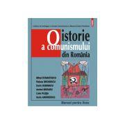 O istorie a comunismului din Romania. Manual pentru liceu