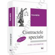Contractele speciale - editia a 5-a curs universitar