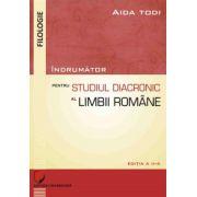 Indrumator pentru studiul diacronic al limbii romane