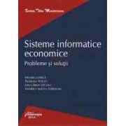 Sisteme informatice economice – probleme si solutii