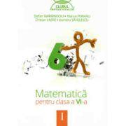 Matematica pentru clasa a VI-a - Semestrul I (Clubul matematicienilor)