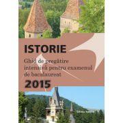 Bacalaureat 2015 Istorie. Ghid de pregatire intensiva pentru examenul