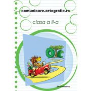 Comunicare-ortografie 2014-2015 clasa a II-a