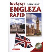 Invatati engleza rapid - CD inclus