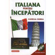Italiana pentru incepatori (Include CD audio)
