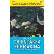 Orientarea submarina in scufundarea de agrement
