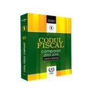 Codul Fiscal Comparat 2013-2015 (cod+norme)