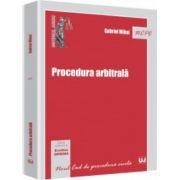Procedura arbitrală