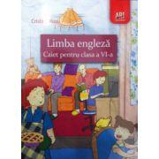 Limba engleza caiet pentru clasa a VI-a
