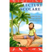 Lecturi Scolare Clasa 5 - Antologie de texte literare auxiliare - Cuprinde si fise de portofoliu