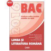 BACALAUREAT 2016 LIMBA SI LITERATURA ROMANA