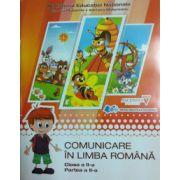 Comunicare in limba romana, manual pentru clasa a II-a, semestrul 2