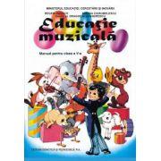 Educaţie muzicală, manual pentru clasa a V-a