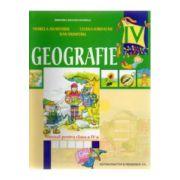 Geografie, manual pentru clasa a 4-a