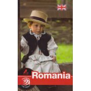 Ghid turistic Romania in limba engleza (Passion for Travel)