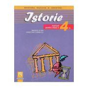 Istorie - Manual pentru clasa a 4-a - Magda Stan, Cristian Vornicu