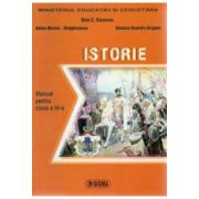 Istorie - Manual pentru clasa a 4-a - Giurescu