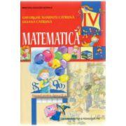 Matematica, manual clasa a 4-a - Catruna