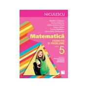Matematică. Exerciţii şi probleme pentru clasa a V-a - Rozica Ştefan