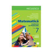 Matematică. Exerciţii şi probleme pentru clasa a VII-a - Rozica Ştefan