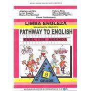 Manual de limba engleza - Clasa a V-a - Pathway to english - English Agenda