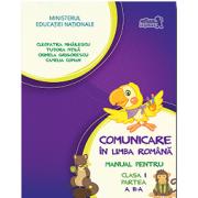 Comunicare in Limba Romana - Manual pentru Clasa I - Partea 2
