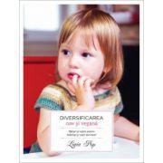 Diversificarea raw și vegană - Sfaturi și rețete pentru bebeluși și copii mai mari