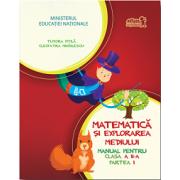 Matematica si Explorarea Mediului - Manual pentru Clasa II - Partea 1