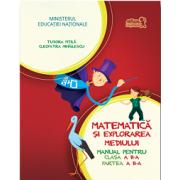 Matematica si Explorarea Mediului - Manual pentru Clasa II - Partea 2