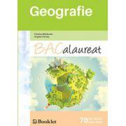 Bacalaureat 2016 Geografie - 70 de teste si sinteze
