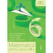 Matematica pentru clasa a VI-a, semestrul I. Clubul matematicienilor