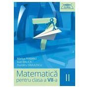 Matematica pentru clasa a VII-a, semestrul II - Clubul matematicienilor