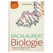 Bacalaureat 2016 BIOLOGIE - Clasele XI-XII - Anatomia si fiziologia omului -Genetica si ecologie umana