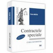 Contractele speciale. Editia a VI-a, revazuta si adaugita - Curs universitar