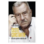 Costel Constantin, un actor printre rolurile sale